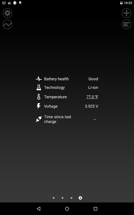 Battery HD Pro Screenshot 19