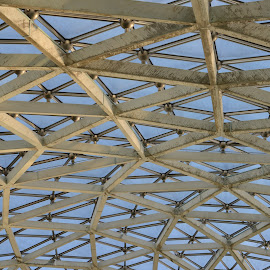 domes by Jay Anderson - Abstract Patterns ( abstract, sky, patterns, art, domes,  )