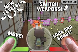 Screenshot of BATTLE BEARS -1