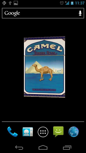 Camel - Turkish Royal 3D LWP