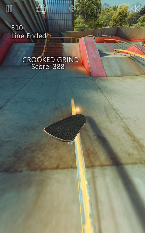 True Skate Screenshot 14