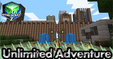 Screenshot of WorldCraft Z