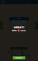 Screenshot of Guess The Brand