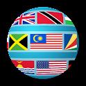 Globe Challenge - Countries icon