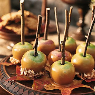 Caramel Lady Apples