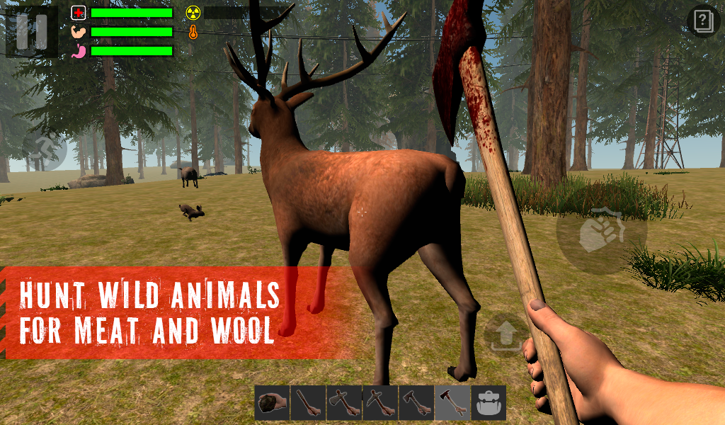 the survivor rusty forest apk cracked