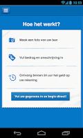 Screenshot of Aegon Bouwdepot App