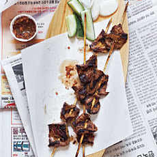 Satay (Grilled Skewers)