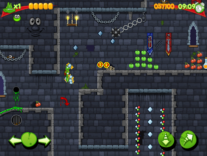 Superfrog HD - screenshot
