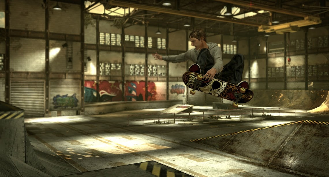 New Tony Hawk game is a mobile exclusive title