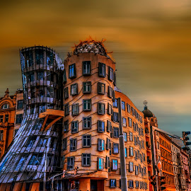 prague by Christian Heitz - Buildings & Architecture Architectural Detail