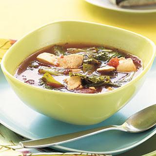 Chicken Escarole Soup Recipes