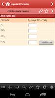 Screenshot of Echocardiography pocketcards