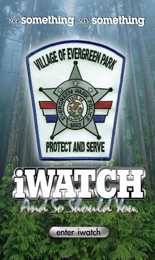 iWatch Evergreen Park