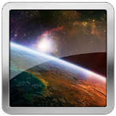 Space Tourism Live Wallpaper APK for Bluestacks