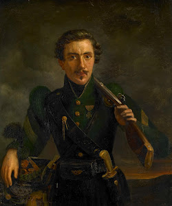 RIJKS: Willem Jodocus Mattheus Engelberts: painting 1831