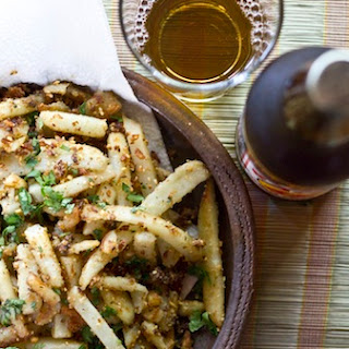 Indian Style Fries, Fast and Easy