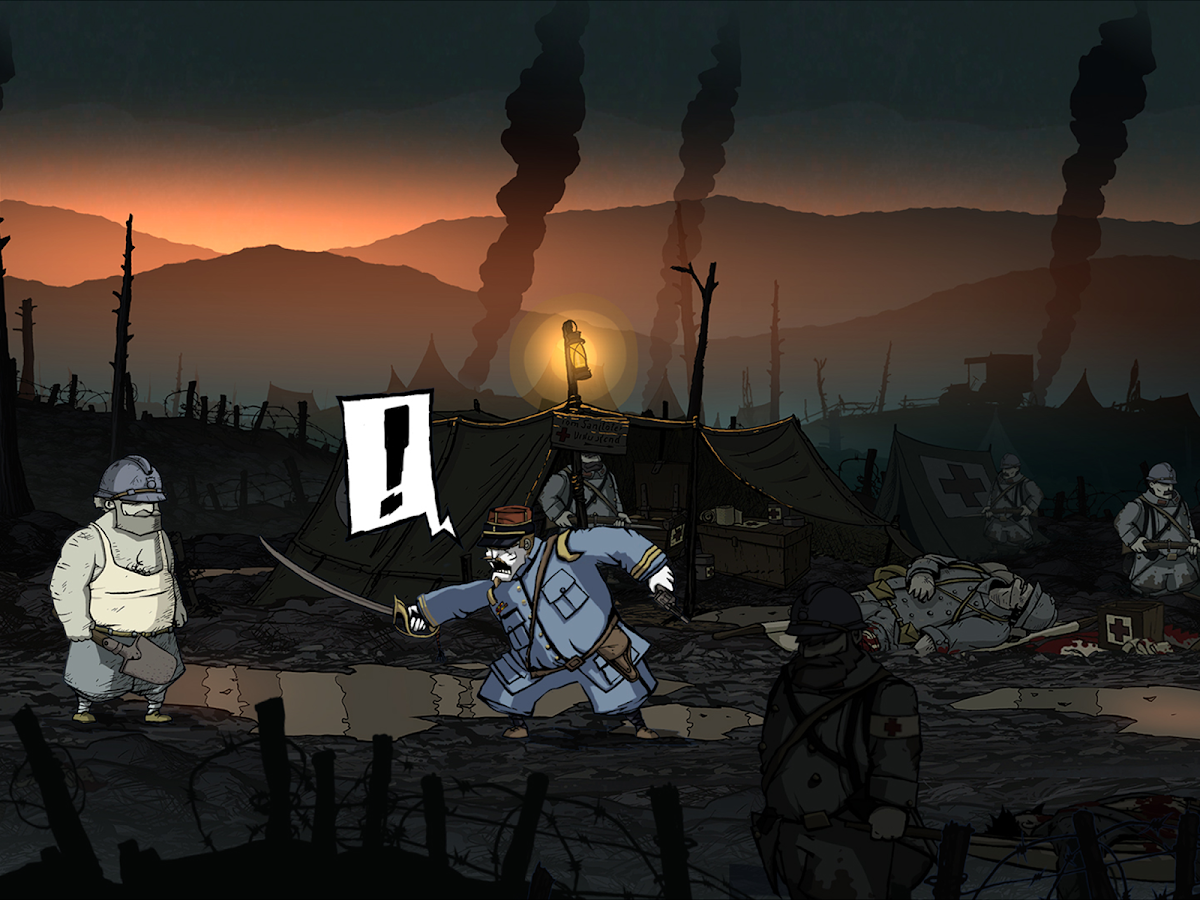 Valiant Hearts : The Great War Screenshot 6
