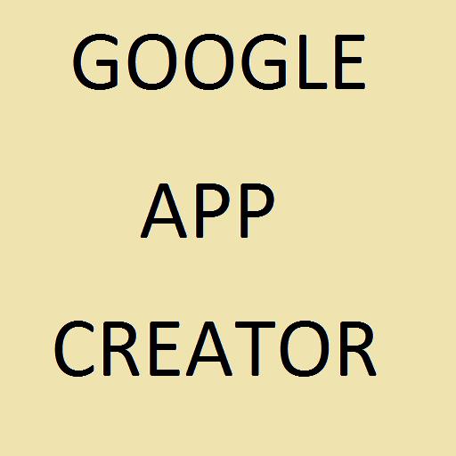 Google App Creator LOGO-APP點子
