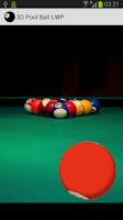 Screenshot of 3D Billard Pool Ball