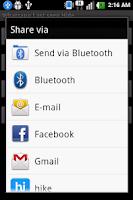 Screenshot of Whatsapp Ghost-offline Mode