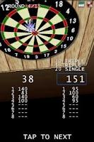 Screenshot of 3D Darts