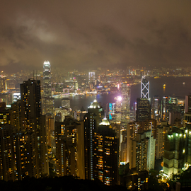 Victoria Peak by Tiffany Wu - Novices Only Landscapes ( hong kong, victoria peak, cityscape, landscape )