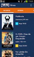 Screenshot of Cineart Multiplex