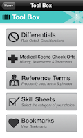 Screenshot of EMT Tutor  NREMT-B Study Guide