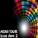 Icon App 2 ADW/OH/DVR/CP icon