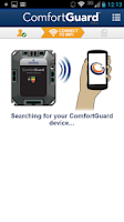 Screenshot of ComfortGuard™