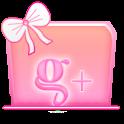 THEME - Pink Bows icon