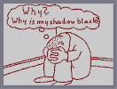 Thumbnail of the map 'If racists are depressed'