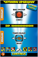 Screenshot of BallCrushers Extreme Dodgeball