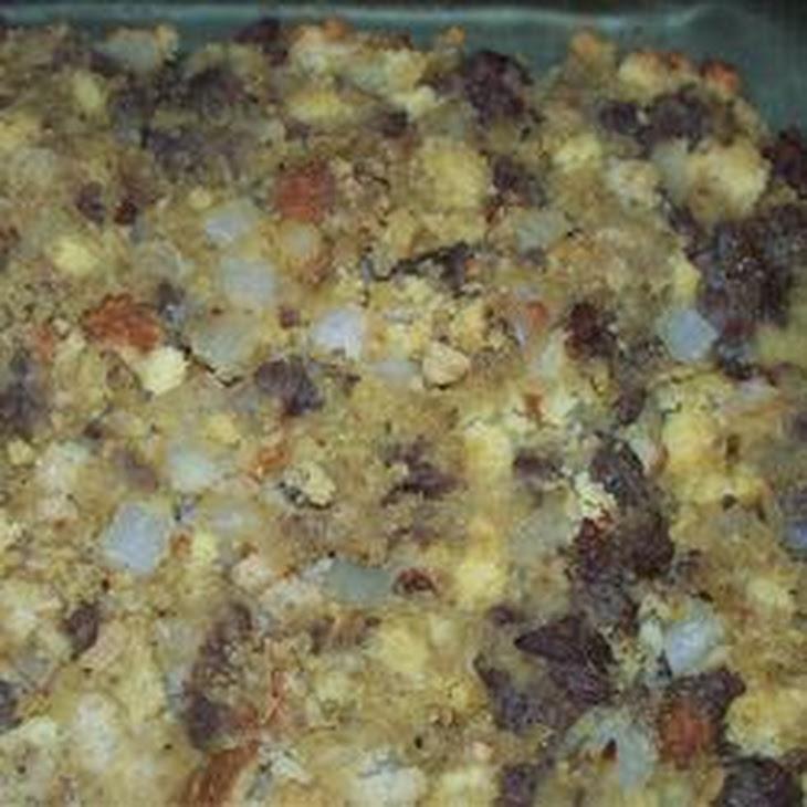 Cornbread and Sausage Stuffing Recipe | Yummly