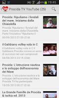 Screenshot of Il Procidano