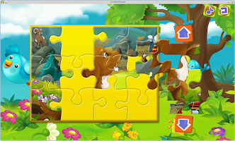 Screenshot of Nestor's Adventures Puzzles
