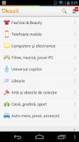 Screenshot of Okazii.ro