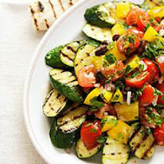 Weight Watchers Zucchini Salad