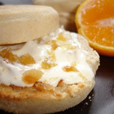 Gingered Cream Cheese Sandwiches