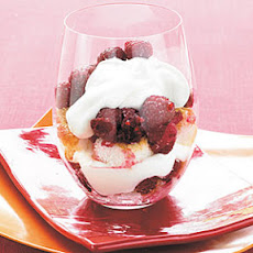 Raspberry-Lemon Parfaits