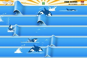 Screenshot of Fish Odyssey