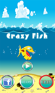 Crazy Fish Pr - screenshot