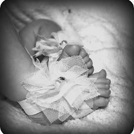 Porschia-Abi by Kristin Walsh - Babies & Children Hands & Feet (  )
