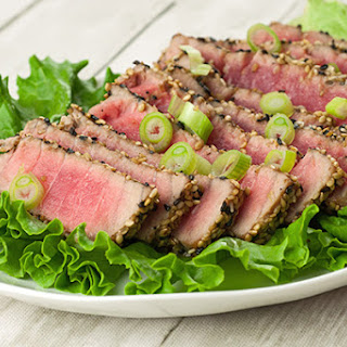 Sesame Tuna Steaks Recipes