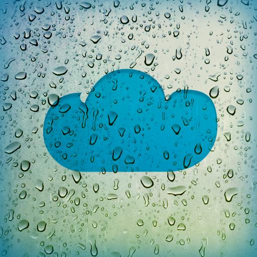 个人化のカカオトック  3.0 テーマ : 雨粒 LOGO-記事Game