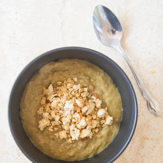Green Tea Latte Oatmeal