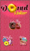 Screenshot of Donut Maker 2