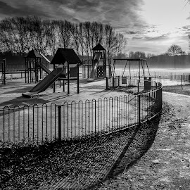 Playground by Simon Forster - City,  Street & Park  City Parks (  )