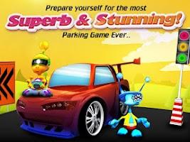 Screenshot of Troll Car Parking 3D Free